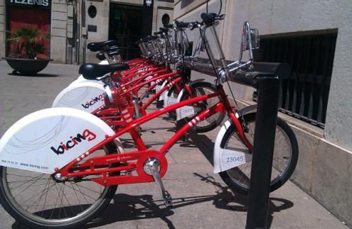 Metro bikes Barcelona