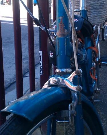 raleigh brakes